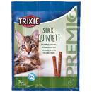 Tyčinky TRIXIE Cat Premio Quadro jehně a drůbež 20g