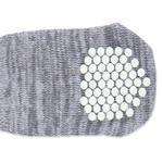 Ponožky TRIXIE protiskluzové šedé  S-M