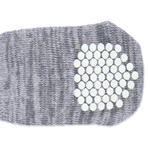 Ponožky TRIXIE protiskluzové šedé  L-XL