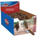 Pamlsek TRIXIE Dog Premio Picknicks klobása hovězí 8g