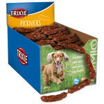 Salámky TRIXIE Dog s masem ze zubra sušené 200ks