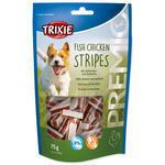 Proužky TRIXIE Dog kuře + losos 75g
