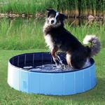 Bazén TRIXIE pro psy světle modrý 80 cm 1ks