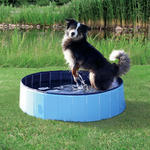 Bazén TRIXIE pro psy světle modrý 160 cm 1ks