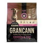 Grancann Chicken & Fish with Hemp seeds Puppy all breeds