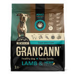 Grancann Lamb & Hemp seeds Adult small & medium breeds