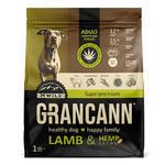Grancann Lamb & Hemp seeds Adult medium & large breeds