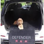 PET REBELLION Ochranný potah do kufru a na nárazník, 100x155cm