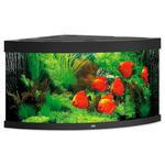 Akvárium set JUWEL Trigon LED 350 černé !!!POUZE OSOBNÍ ODBĚR!!! 350l