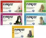 Fypryst Spot-on Dog M sol (10-20kg) 1x1,34ml