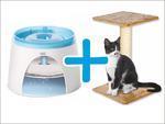 Fontána CAT IT menší 2l + Odpočívadlo