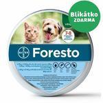 Obojek BAYER Foresto pro kočky a malé psy  38cm