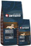 ONTARIO Low Activity Lamb 13kg + 2,5kg ZDARMA + doprava ZDARMA