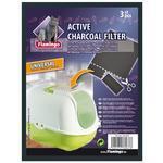 Univerzální filtry do toalet -  15x20cm