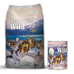 Taste of the Wild Wetlands Wild Fowl 12,2kg + konzerva ZDARMA
