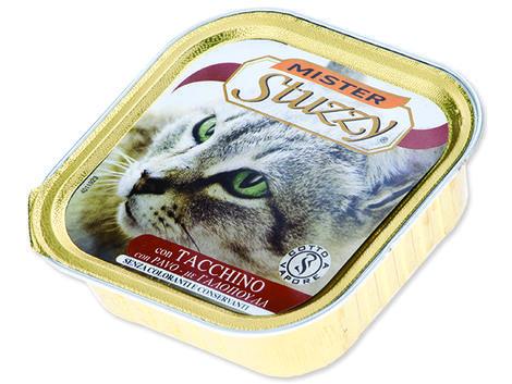 Vanička MISTER STUZZY Cat krůtí 100g