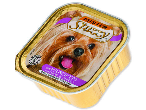 Vanička MISTER STUZZY Dog šunka 150g