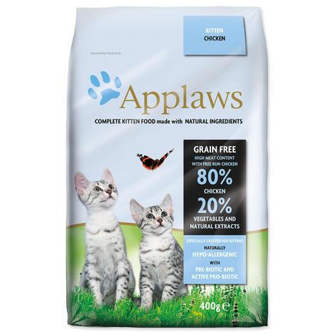 Granule APPLAWS Dry Cat Kitten