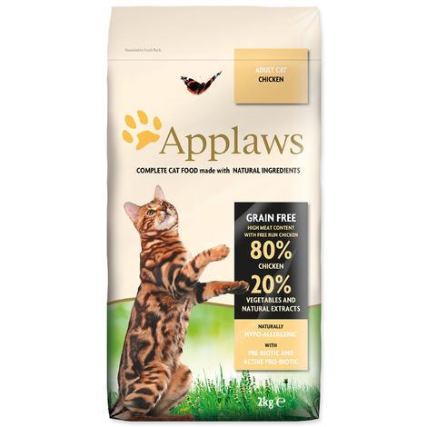 Granule APPLAWS Dry Cat Chicken 2kg