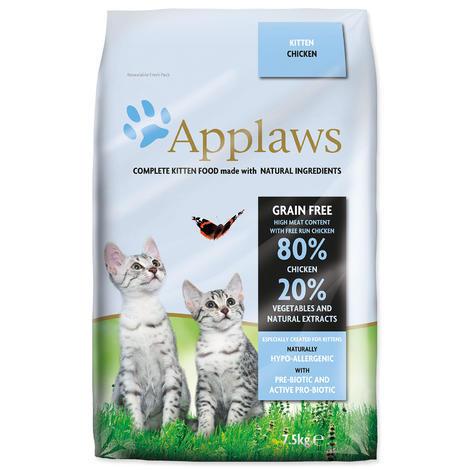 Granule APPLAWS Dry Cat Kitten 7,5kg