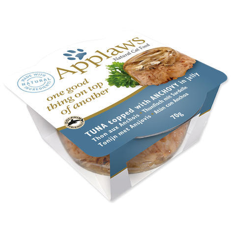 Kalíšek APPLAWS Tuna with Anchovy Layer  70 g