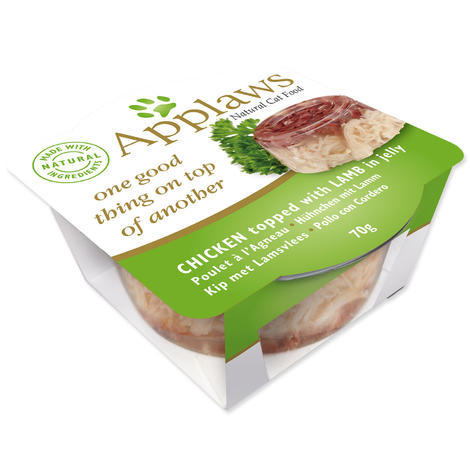 Kalíšek APPLAWS Chicken with Lamb Layer  70 g