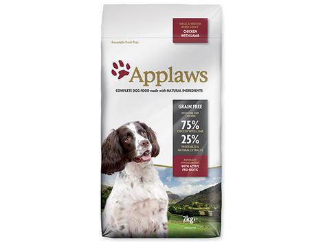 Granule APPLAWS Dry Dog Lamb Small & Medium Breed Adult 2kg