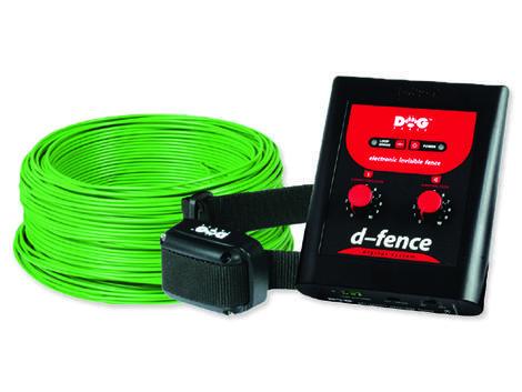 Plot elektronický DOGTRACE d-fence 101 s drátem do 300 m 1ks