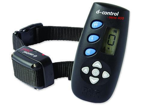 Obojek výcvikový DOGTRACE d-control 400 do 250 m 1ks