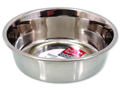 Miska DOG FANTASY nerezová těžká 12 cm 0,29l
