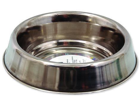 Miska DOG FANTASY nerezová s gumovým spodkem 13 cm 0,24l