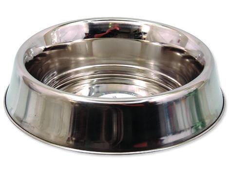 Miska DOG FANTASY nerezová s gumovým spodkem 21 cm 0,94l