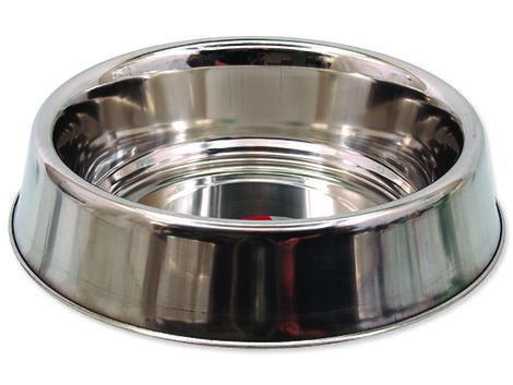 Miska DOG FANTASY nerezová s gumovým spodkem 26,5 cm 1,82l