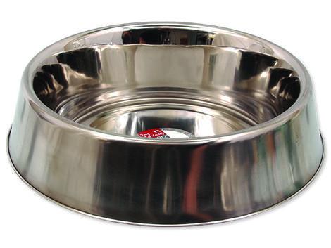 Miska DOG FANTASY nerezová s gumovým spodkem 29 cm 2,84l