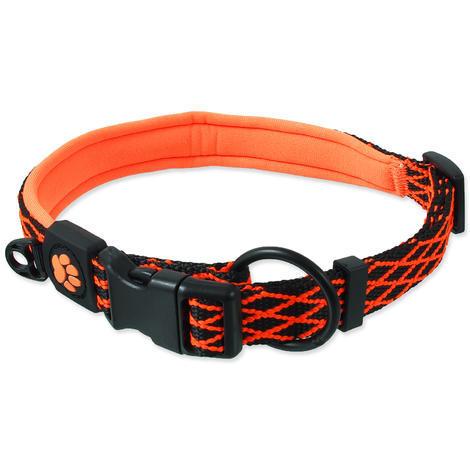 Obojek ACTIV DOG Mystic oranžový