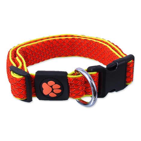 Obojek ACTIV DOG Mellow oranžový