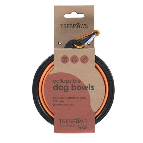 SIPPY -  COLLAPSIBLE DOG BOWL SET - 1