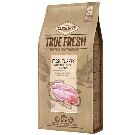 Carnilove True Fresh TURKEY for Adult dogs - 1