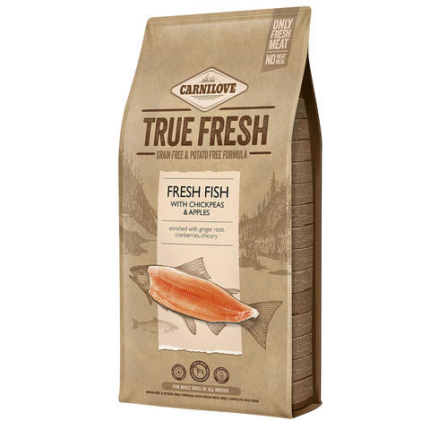 Carnilove True Fresh FISH for Adult dogs - 1