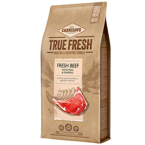 Carnilove True Fresh BEEF for Adult dogs - 1
