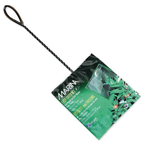 Síťka MARINA akvarijní černá 15 x 12,5 cm