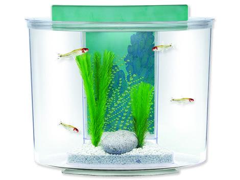 Akvárium set MARINA Splash 15l !! POUZE OSOBNÍ ODBĚR !!
