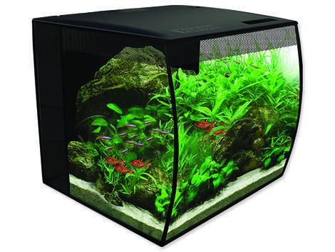 Akvárium Fluval Flex 35 x 33 x 33 cm !!!POUZE OSOBNÍ ODBĚR!!! 34l