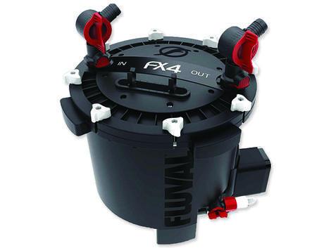 Filtr FLUVAL FX-4 vnější 1ks