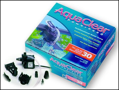 Čerpadlo AQUA CLEAR Powerhead 30 1ks
