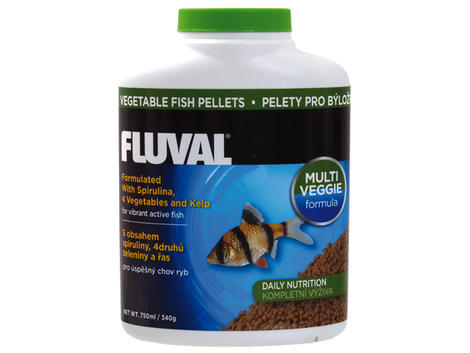 FLUVAL Vegetable Pellets 750ml