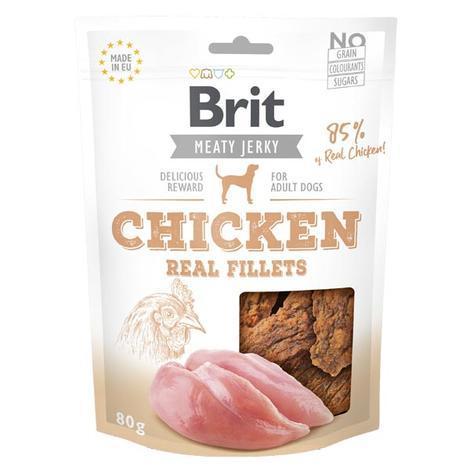 Brit Jerky Chicken Fillets