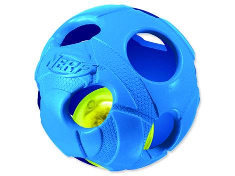 Hračka NERF gumový míček LED 6 cm 1ks