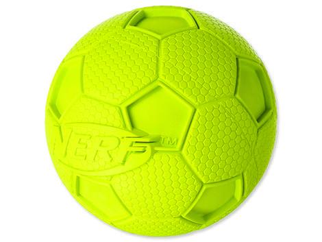 Hračka NERF gumový míček pískací 10 cm 1ks