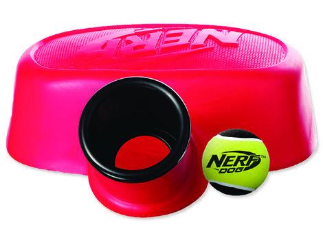 Hračka NERF pumpa vystřelovací červená 1ks